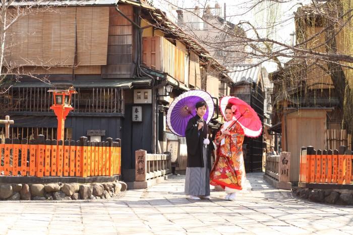 京都ロケーション前撮り