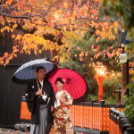 前撮り京都