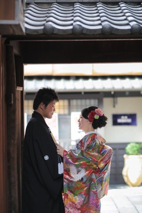 祇園前撮り